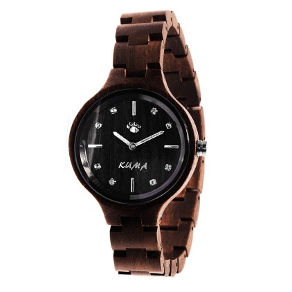 """Precious"" Sandalwood Watch"
