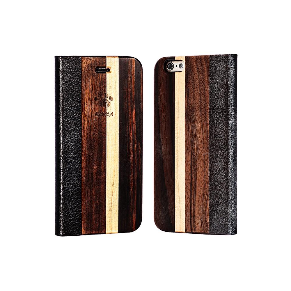 coque iphone 7 plus en bois