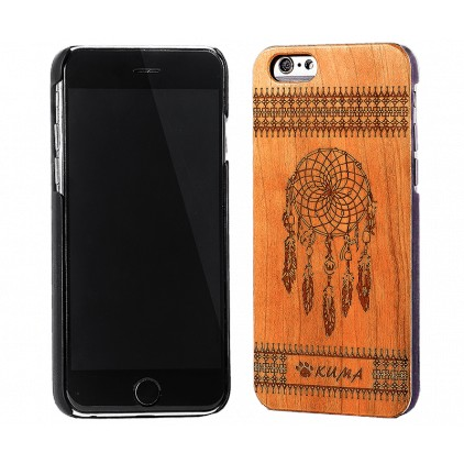 """Style"" Engraved Cherrywood iPhone 7/8 Case"