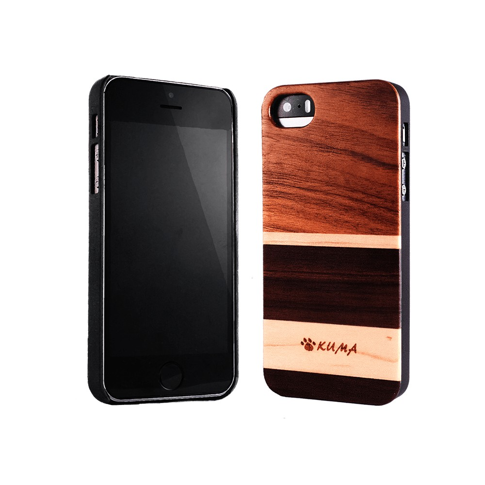 mix coque bois noyer erable iphone 55s