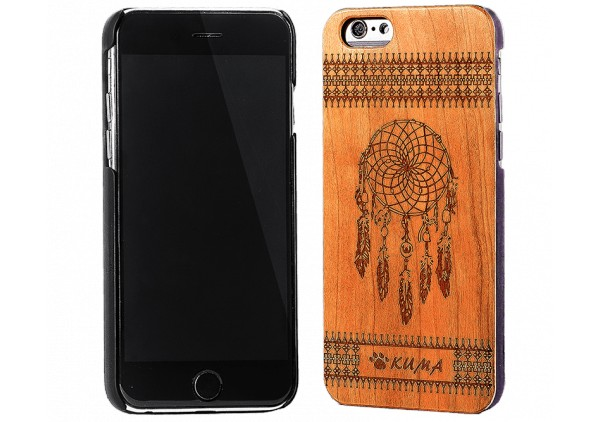"""Style"" Engraved Cherrywood iPhone 6 Case"