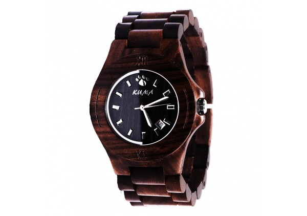 """Muse"" Sandalwood Watch"