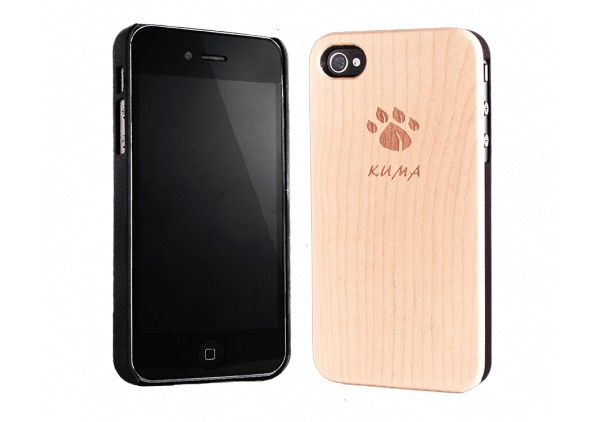 """Classic"" Maplewood Iphone 4/4S Case"