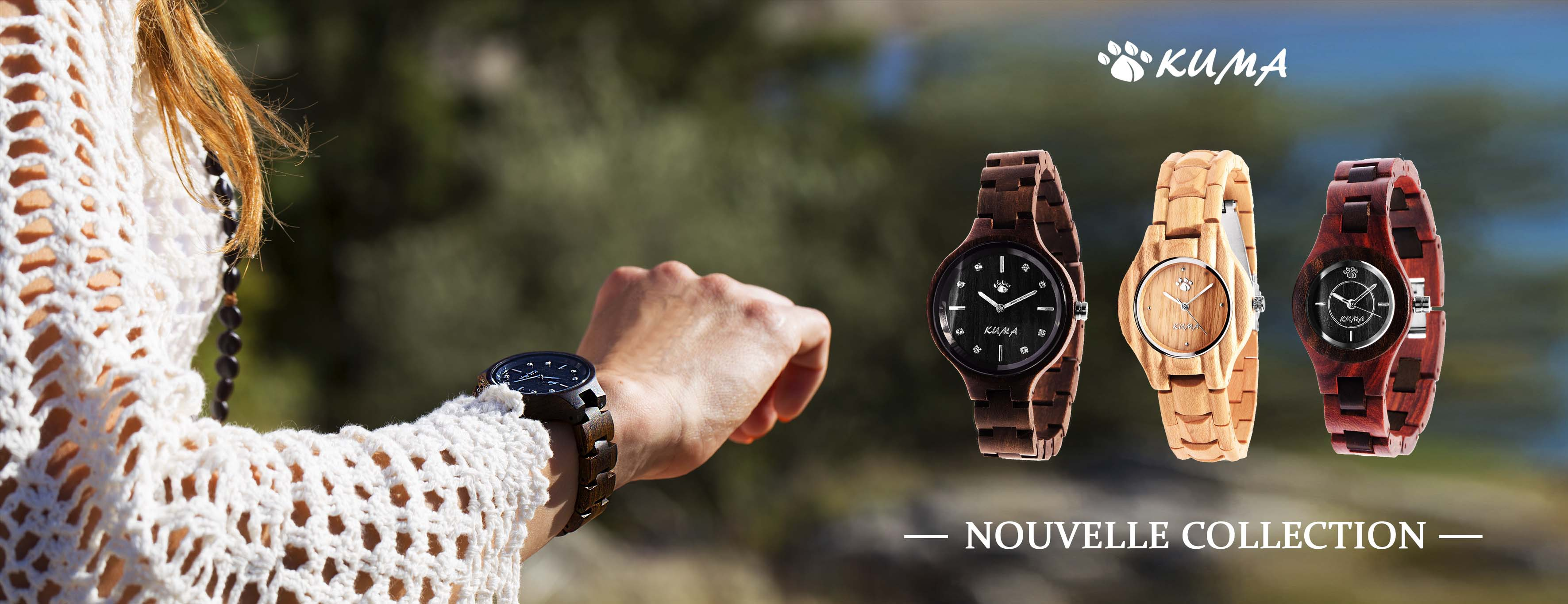 New Wooden Watches Collection